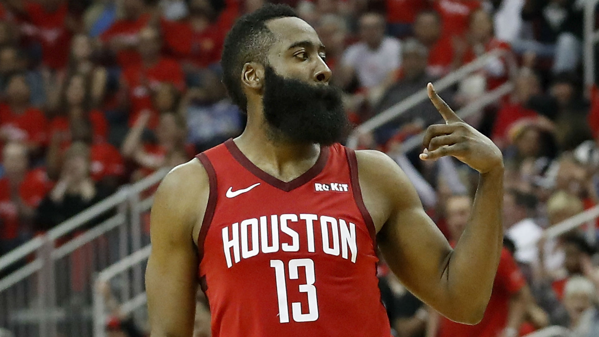 Rockets' James Harden after adding Russell Westbrook: 'If we don't win ...