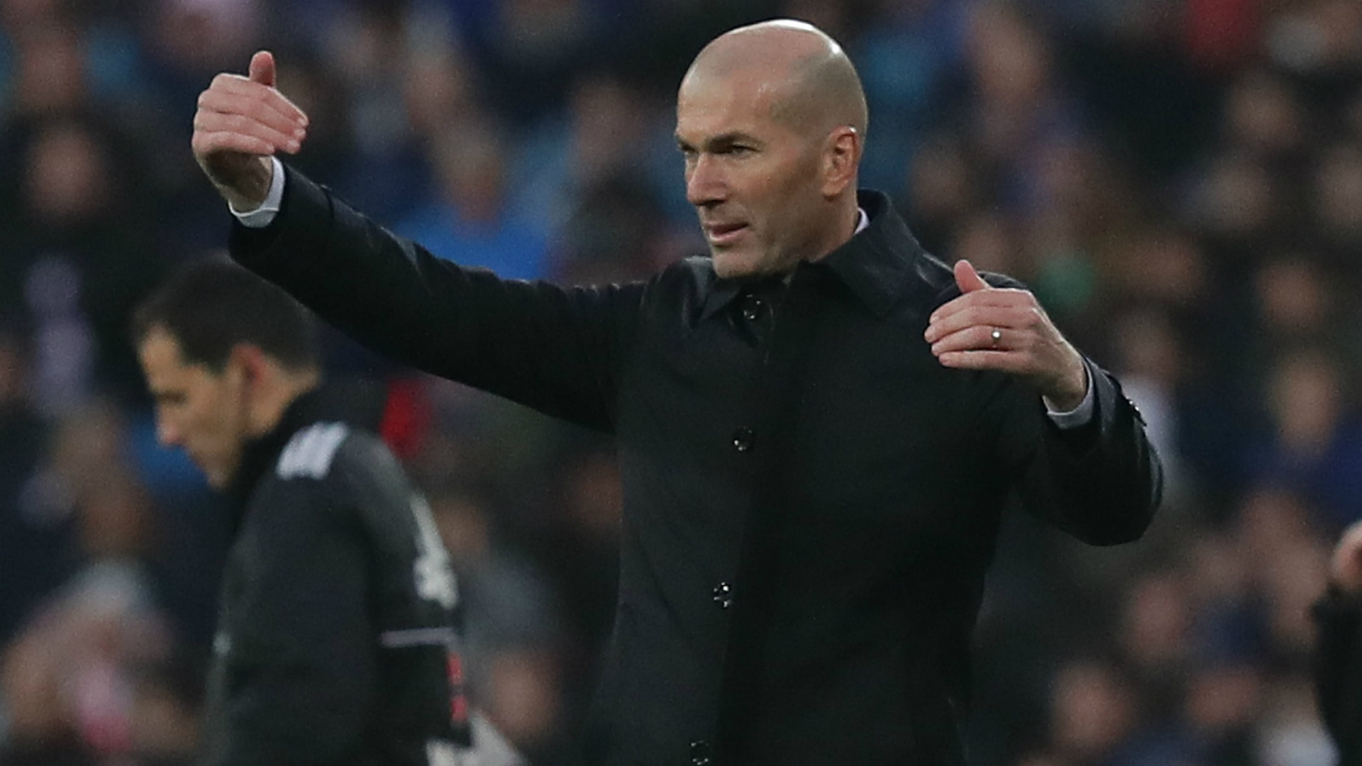 'It's really normal' - Zidane backs VAR over controversial Sevilla disallowed goal v Real Madrid