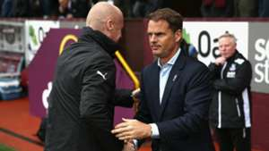 Sean Dyche and Frank de Boer - cropped