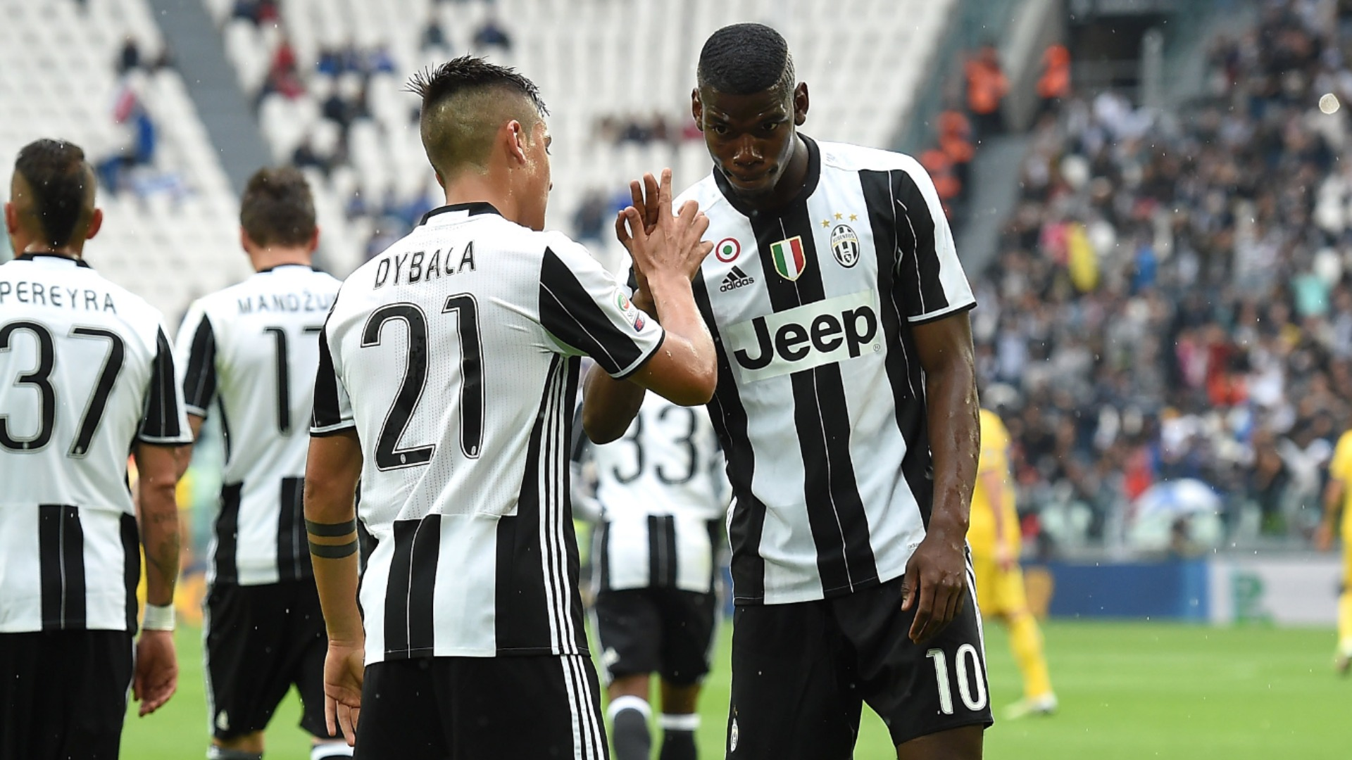 Juventus boost as Real Madrid go cold on Pogba pursuit
