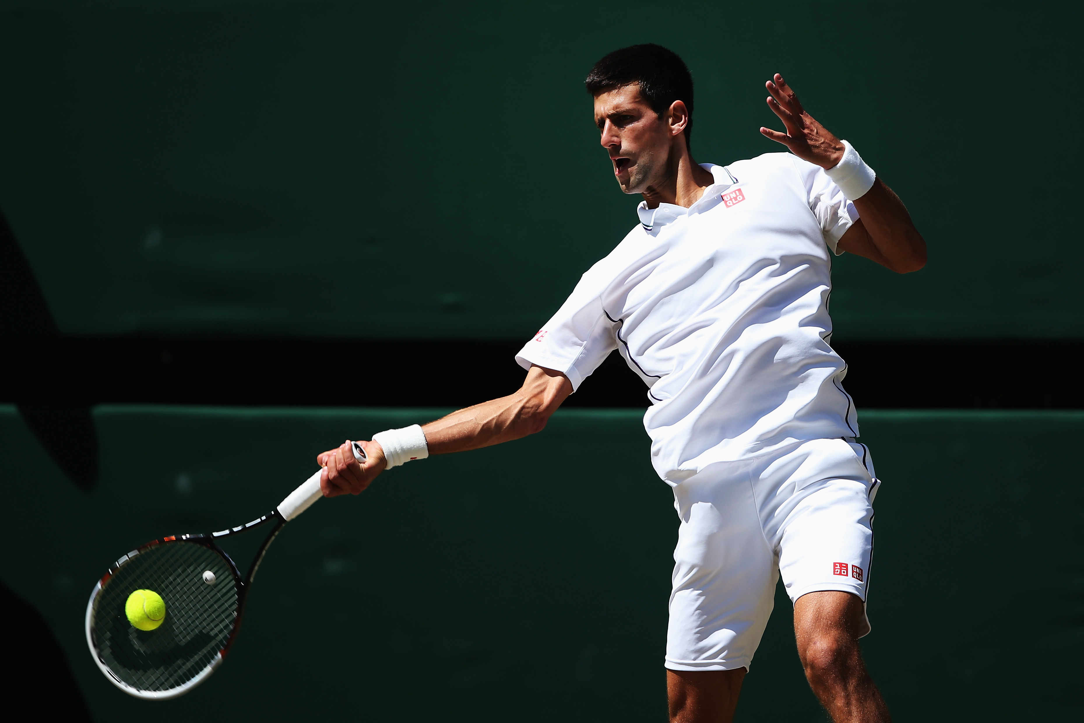 Novak Djokovic Seals Wimbledon Final Return By Beating Grigor Dimitrov Sporting News Australia