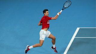 Novak Djokovic - cropped