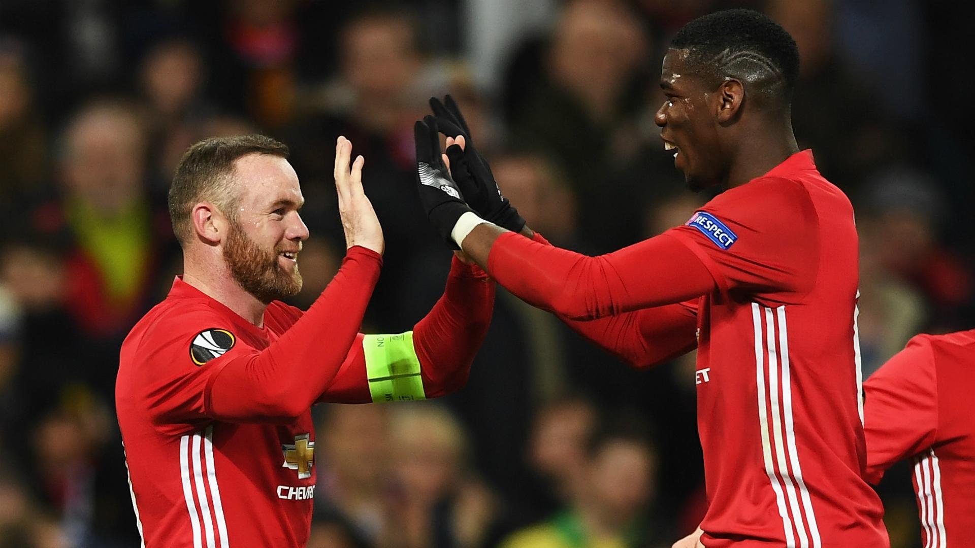 Paul Pogba news: Wayne Rooney advises Jose Mourinho & Man Utd on ...