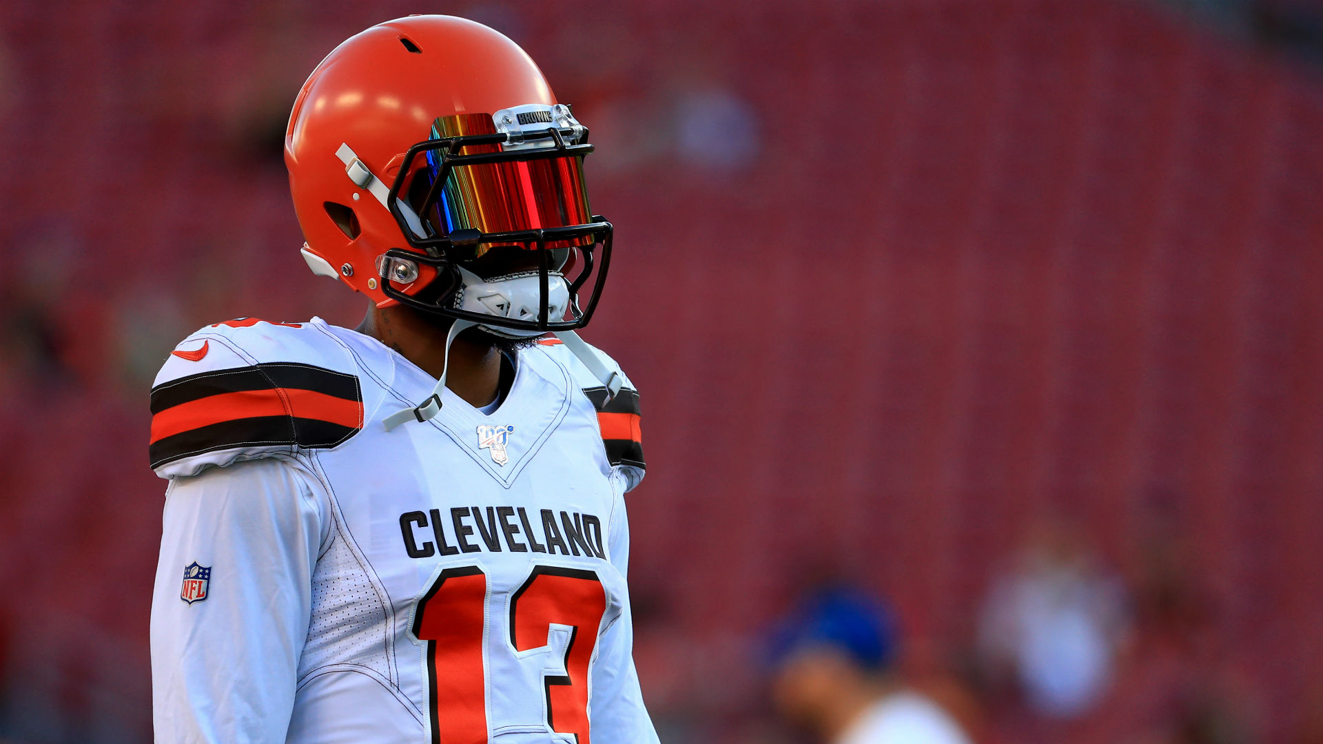 Odell Beckham Jr Injury Update Browns Wideout Says His Hip Is