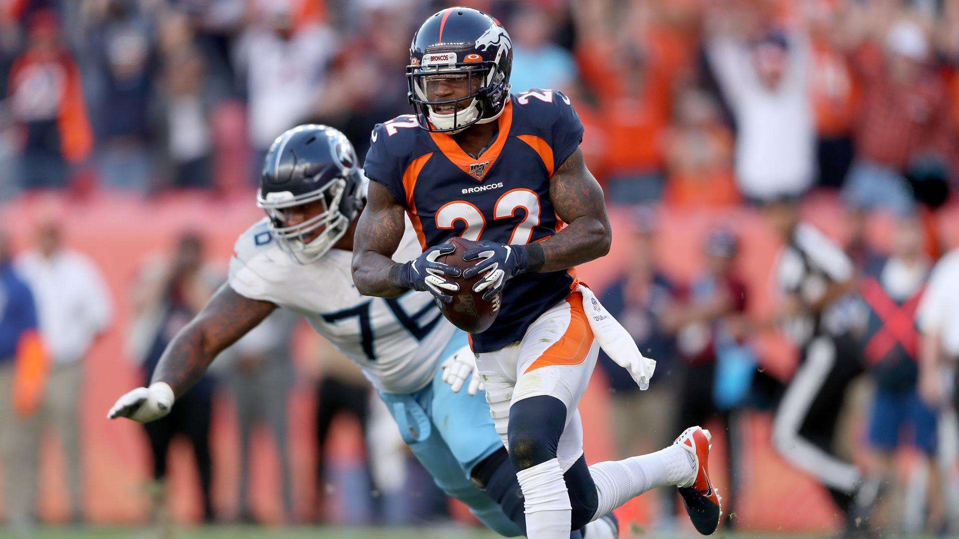 Broncos' Kareem Jackson tests positive for COVID-19