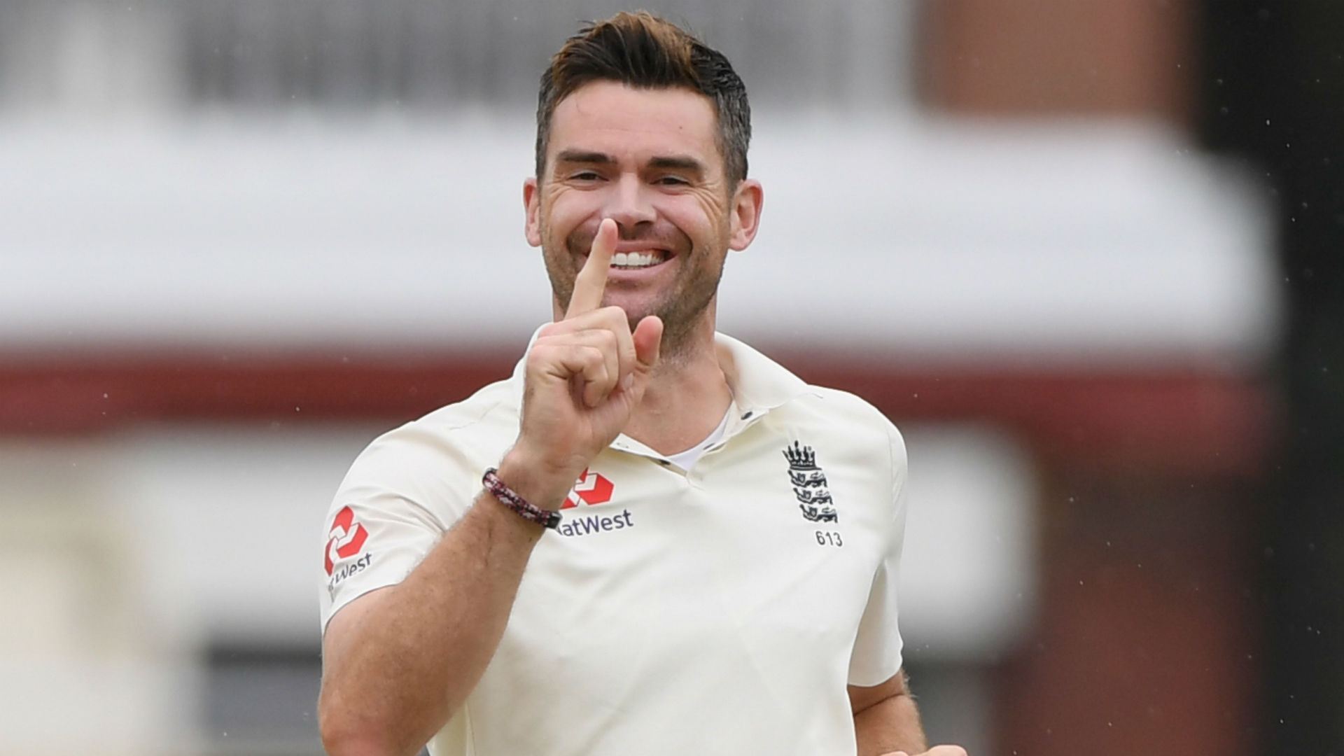 James Anderson on England future: I genuinely don't know if I've peaked yet