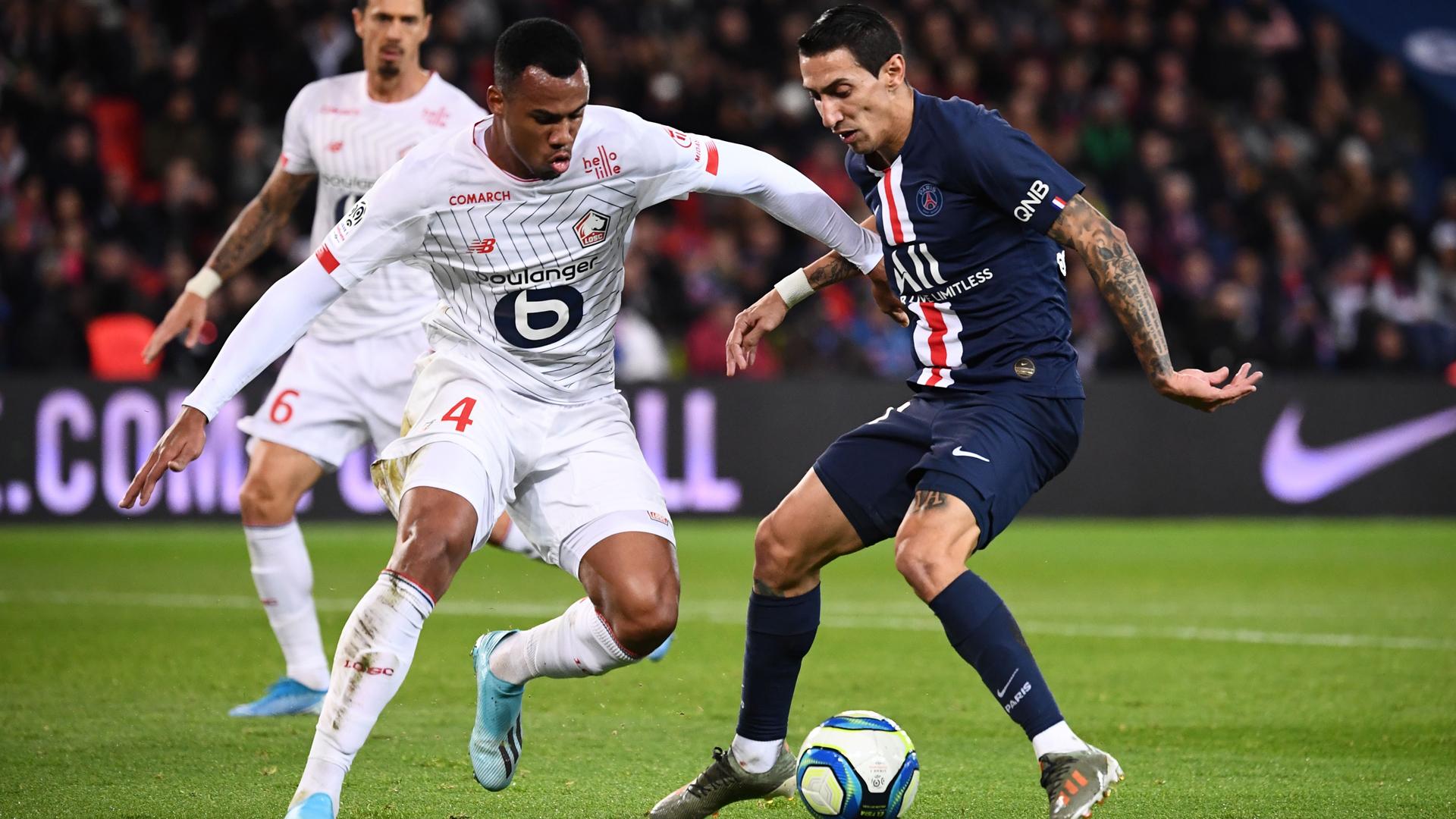 'An absolute machine' - Premier League target Gabriel praised by Lille president