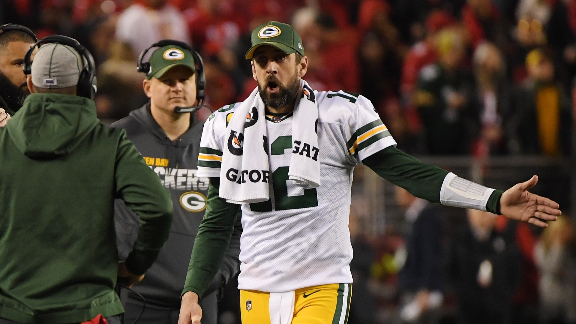 Aging Aaron Rodgers insists Super Bowl window still open for Packers