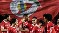 Benfica celebrate - cropped
