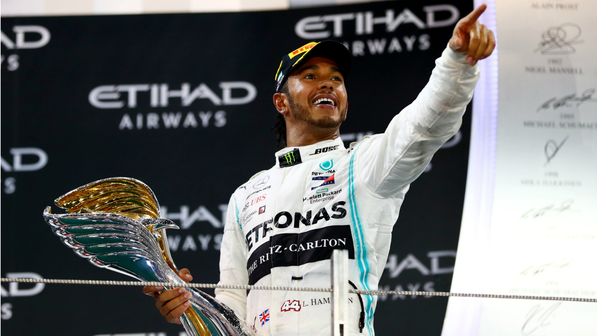 Hamilton to equal Schumacher? No reason to doubt it, says Coulthard