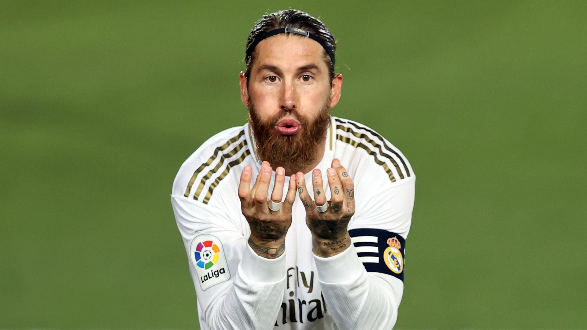 Ramos penalty takes Real Madrid four points clear over Barcelona