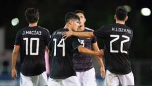 Bermuda 1-5 Mexico: Macias double leads El Tri to strong Nations League start
