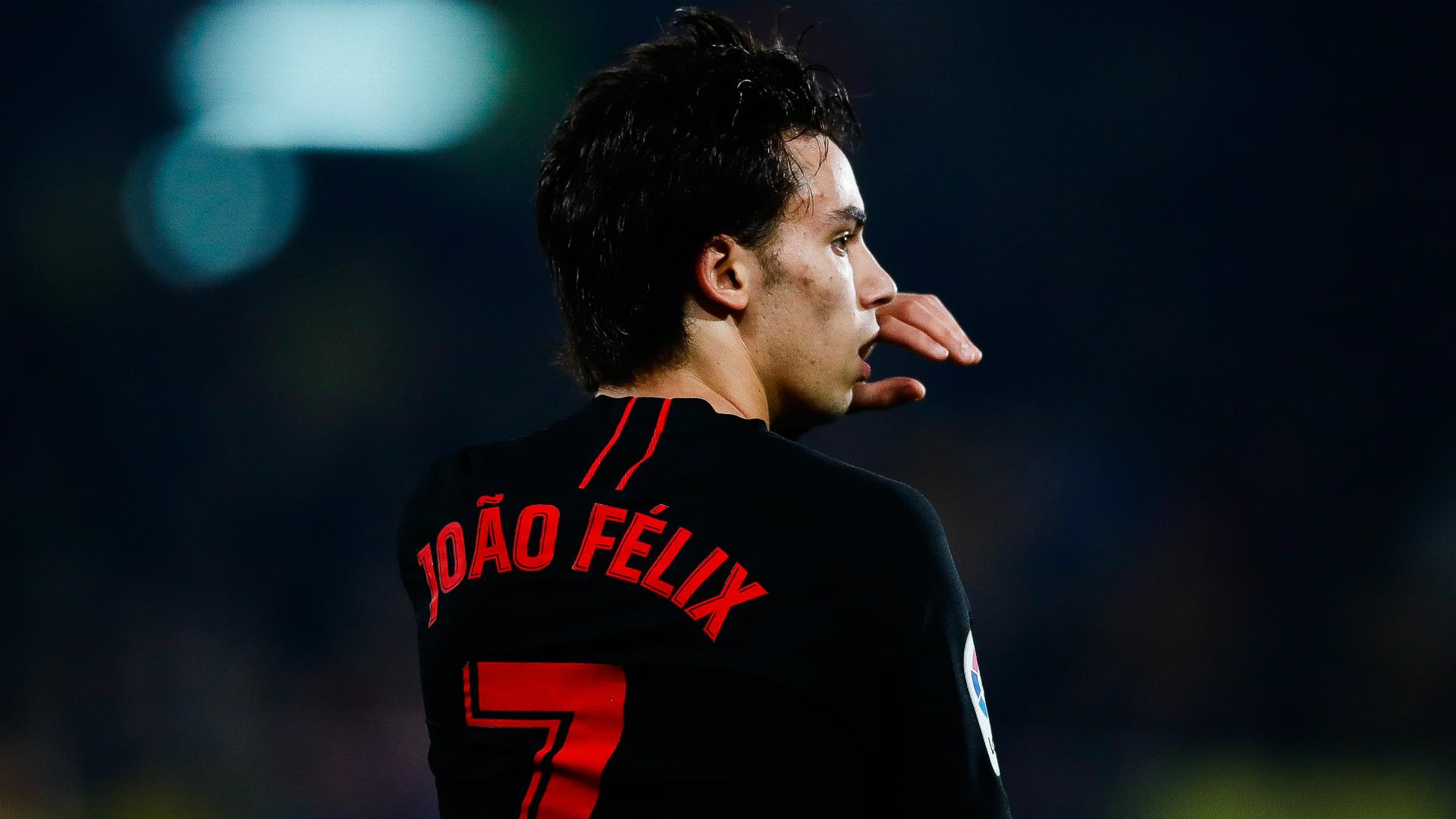 Simeone I Want To See More Of Joao Felix Too Goal Com