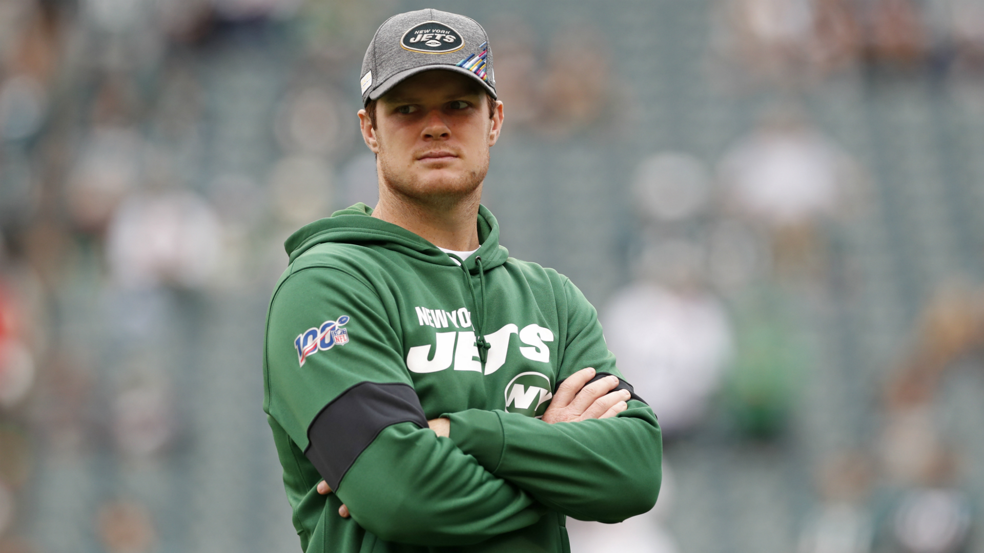 Jaguars Fans Troll Jets Sam Darnold S Ghosts Ahead Of