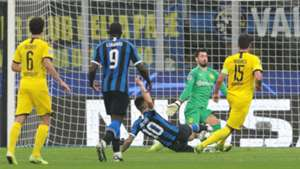 Inter 2-0 Borussia Dortmund: Martinez gives massive boost to Champions League campaign