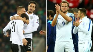 Germany, England qualify for World Cup