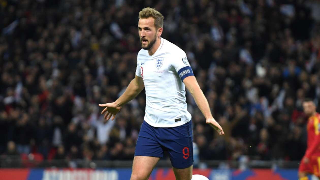 EC 2020 Qualification Report: England 7-0 Montenegro - Qualification sealed with Kane treble in 1000th game