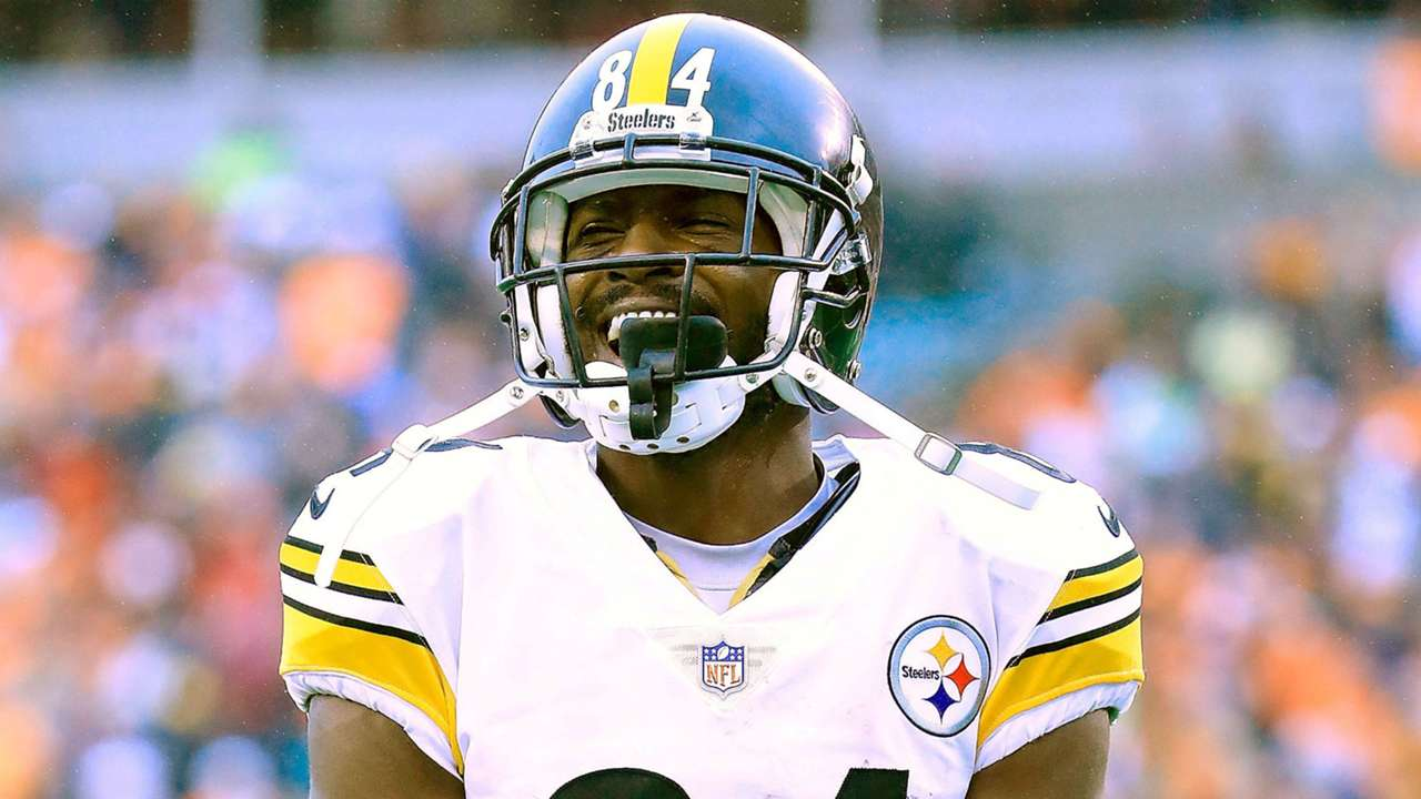 Antonio Brown - cropped