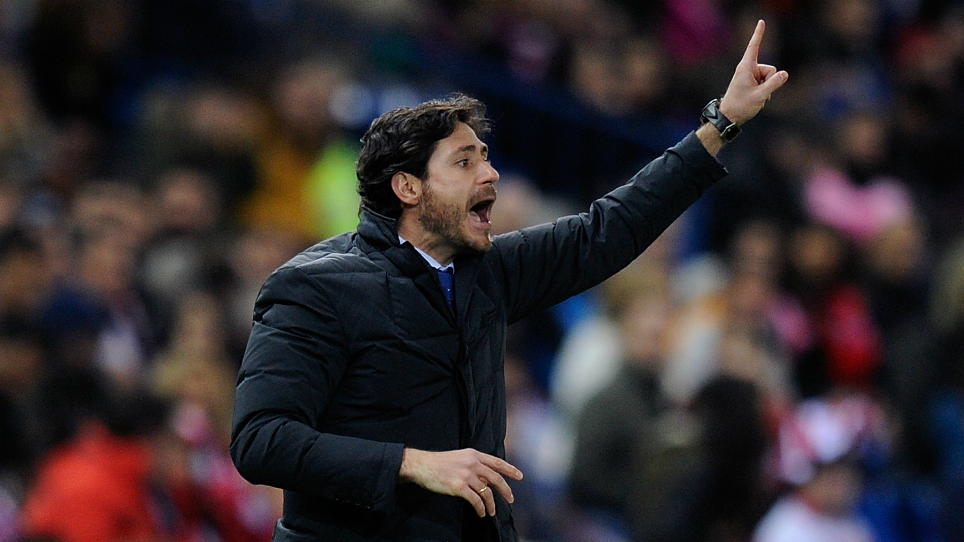Malaga sack manager after explicit video causes 'serious damage'