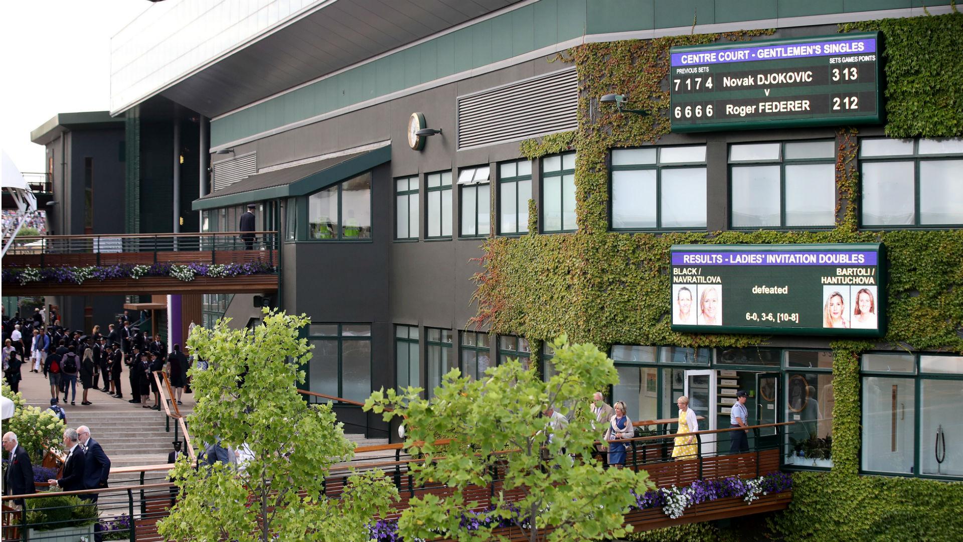 Decisión de Wimbledon 2020 la próxima semana mientras los organizadores confirman la reunión de emergencia 18