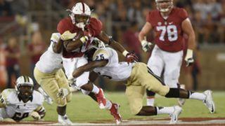 Stanford RB Bryce Love