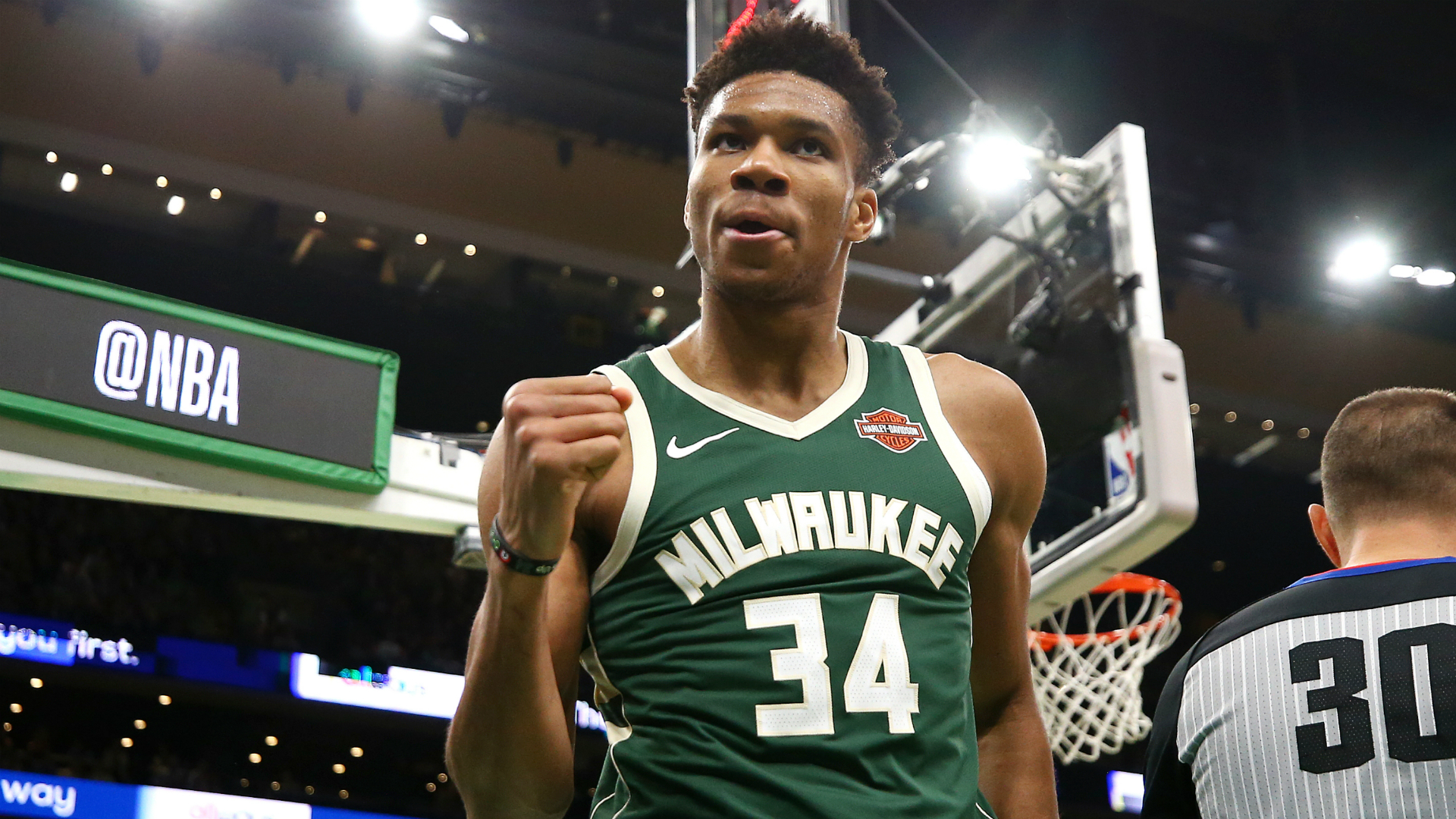 Giannis: 2020 NBA title will be