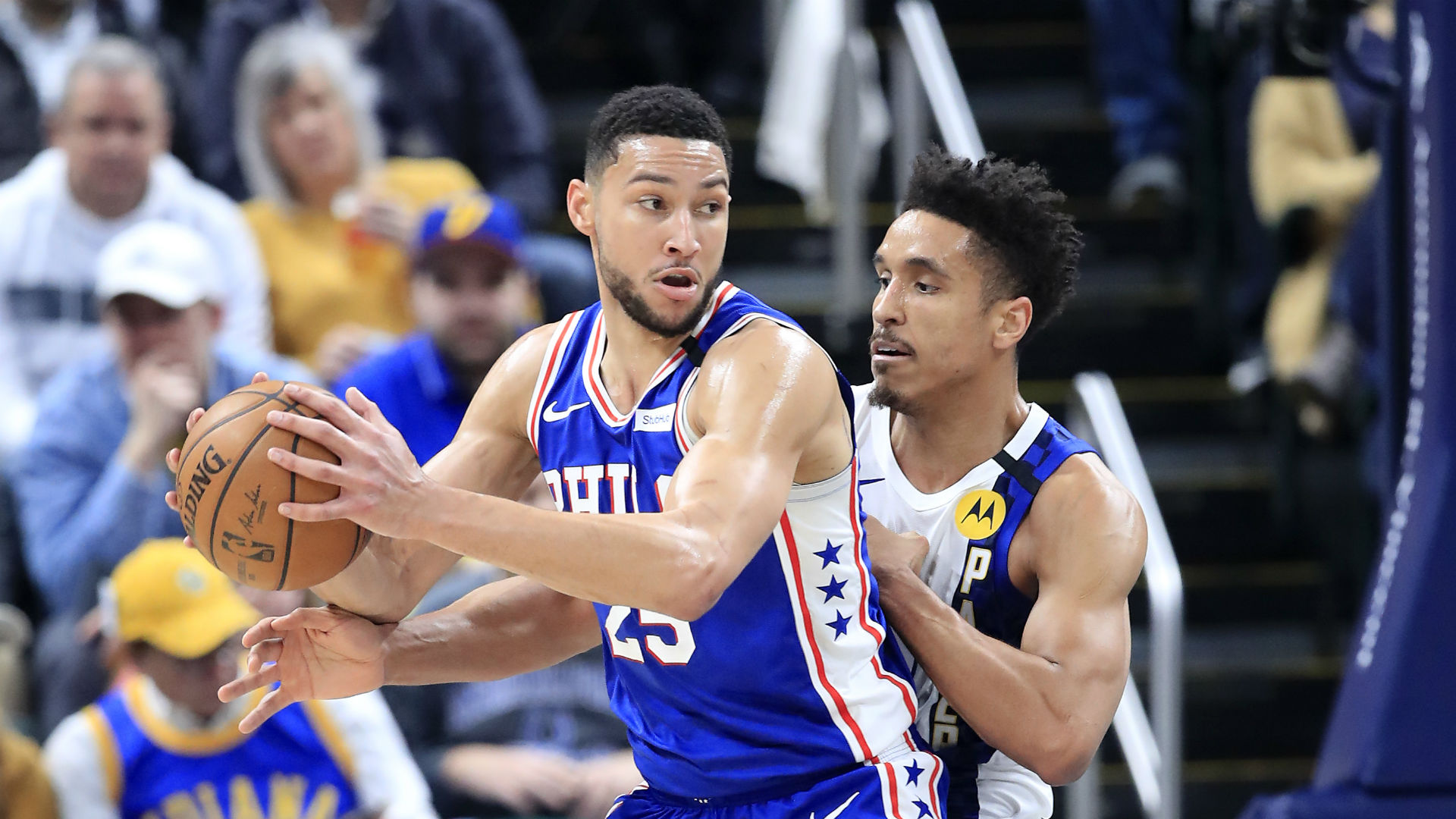 Ben Simmons injury update: 76ers GM 'very optimistic' All-Star will return 1