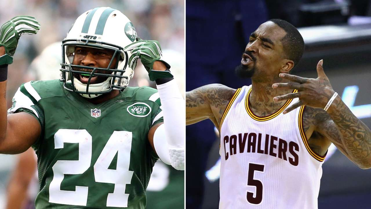 Jets' Darrelle Revis, Cavaliers' J.R. Smith get into Twitter spat