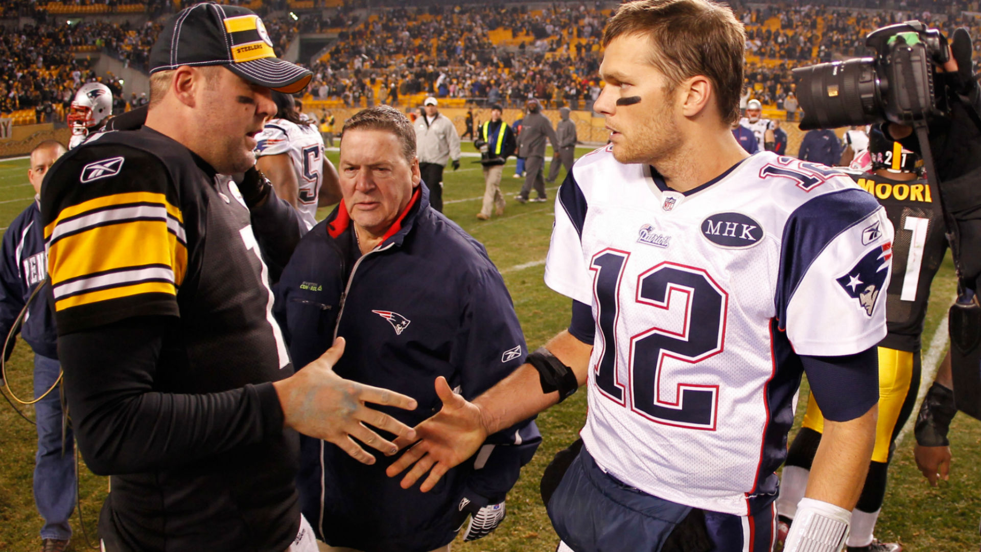 Ben Roethlisberger expected Tom Brady to win his Deflate-gate ...