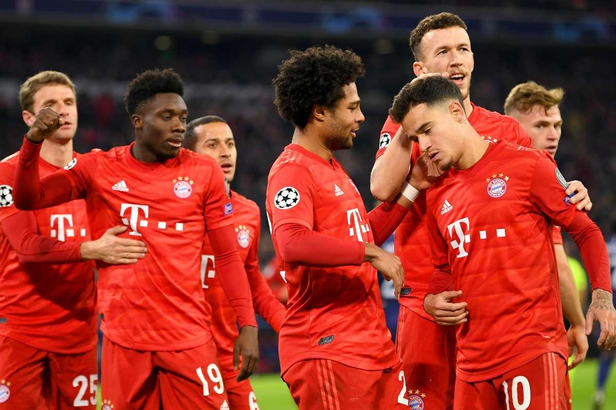 Bayern Munchen V Tottenham Hotspur Match Report 11 12 2019 Uefa Champions League Goal Com
