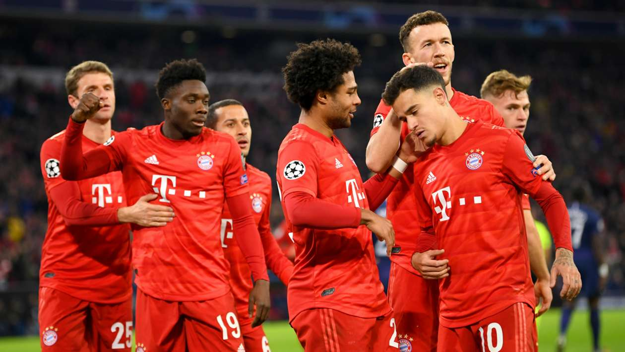 UCL (2019-2020) Report: Bayern Munich 3-1 Tottenham - Group B winners too strong for much-changed Spurs