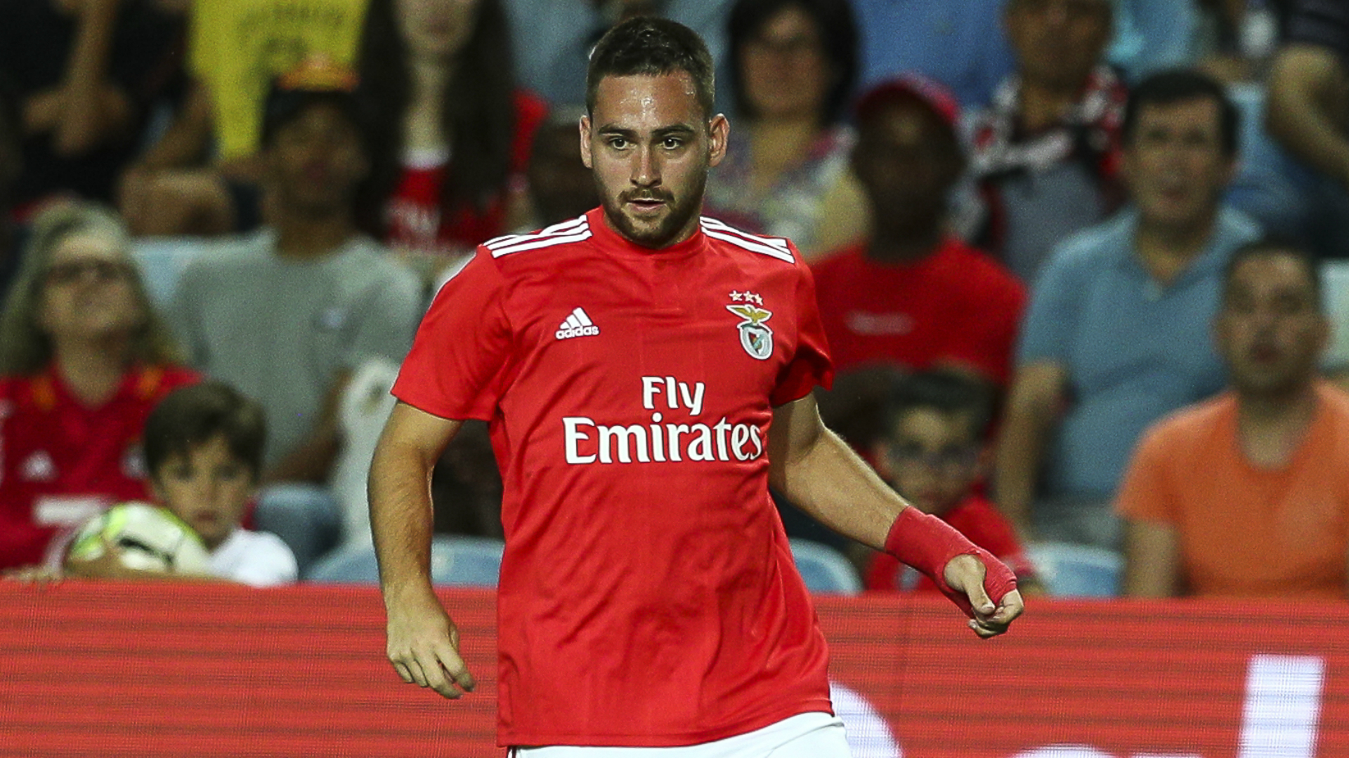 Two Benfica players hospitalised after team bus attacked