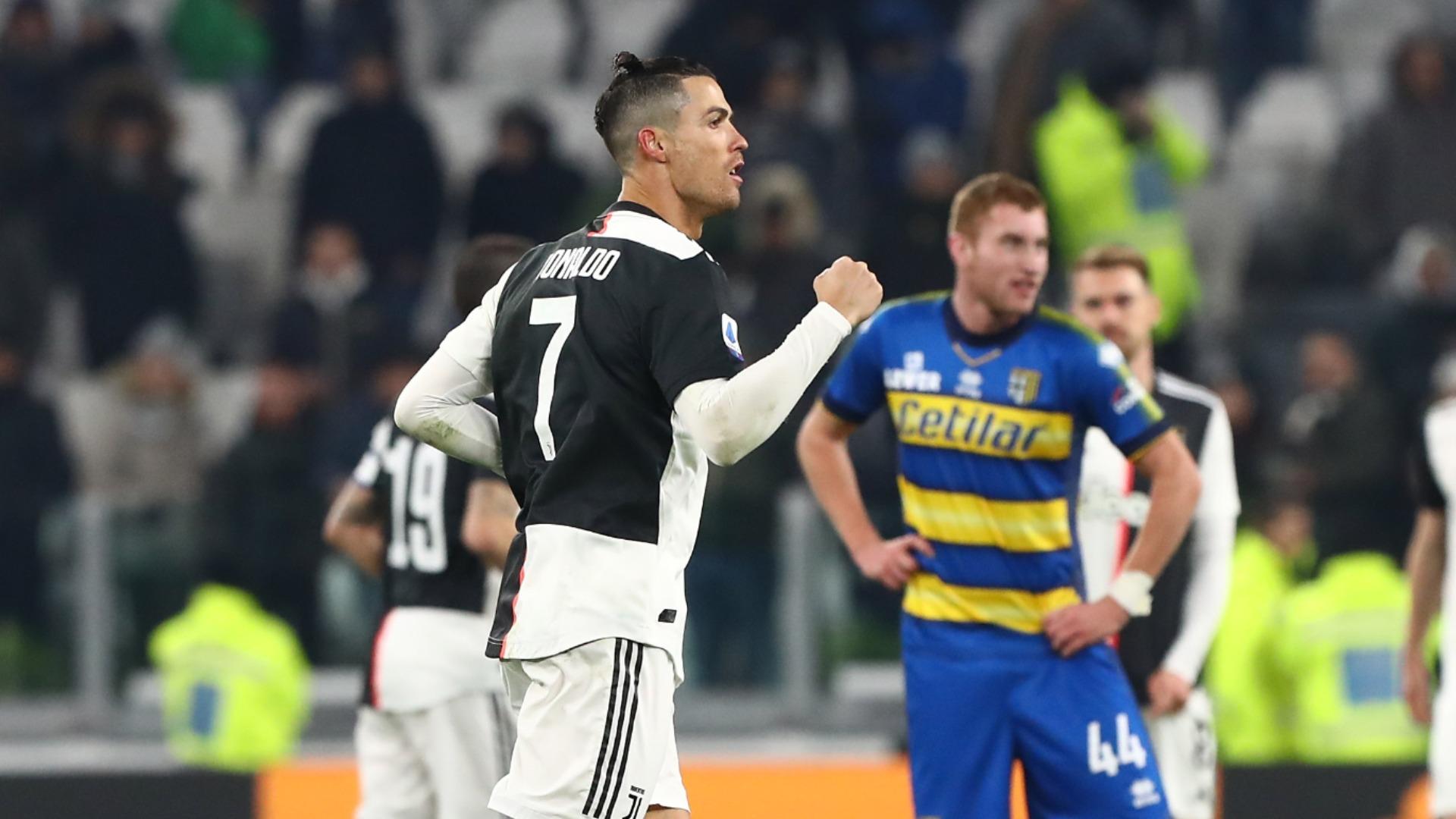 Juventus vs. Parma - Football Match Report