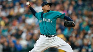 Felix Hernandez pitched his 10th career shutout