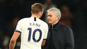 Kane & Mourinho - cropped