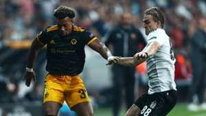 Besiktas 0-1 Wolves: Boly's last-gasp strike earns away win