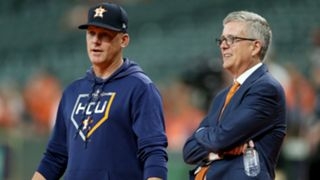 AJ Hinch and Jeff Luhnow - cropped