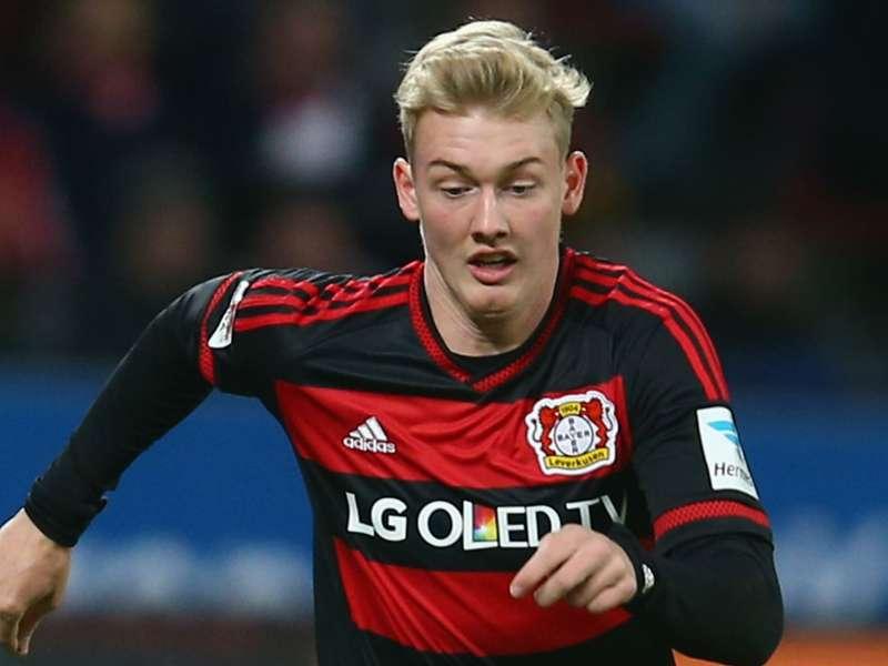 Bayer Leverkusen Brandt