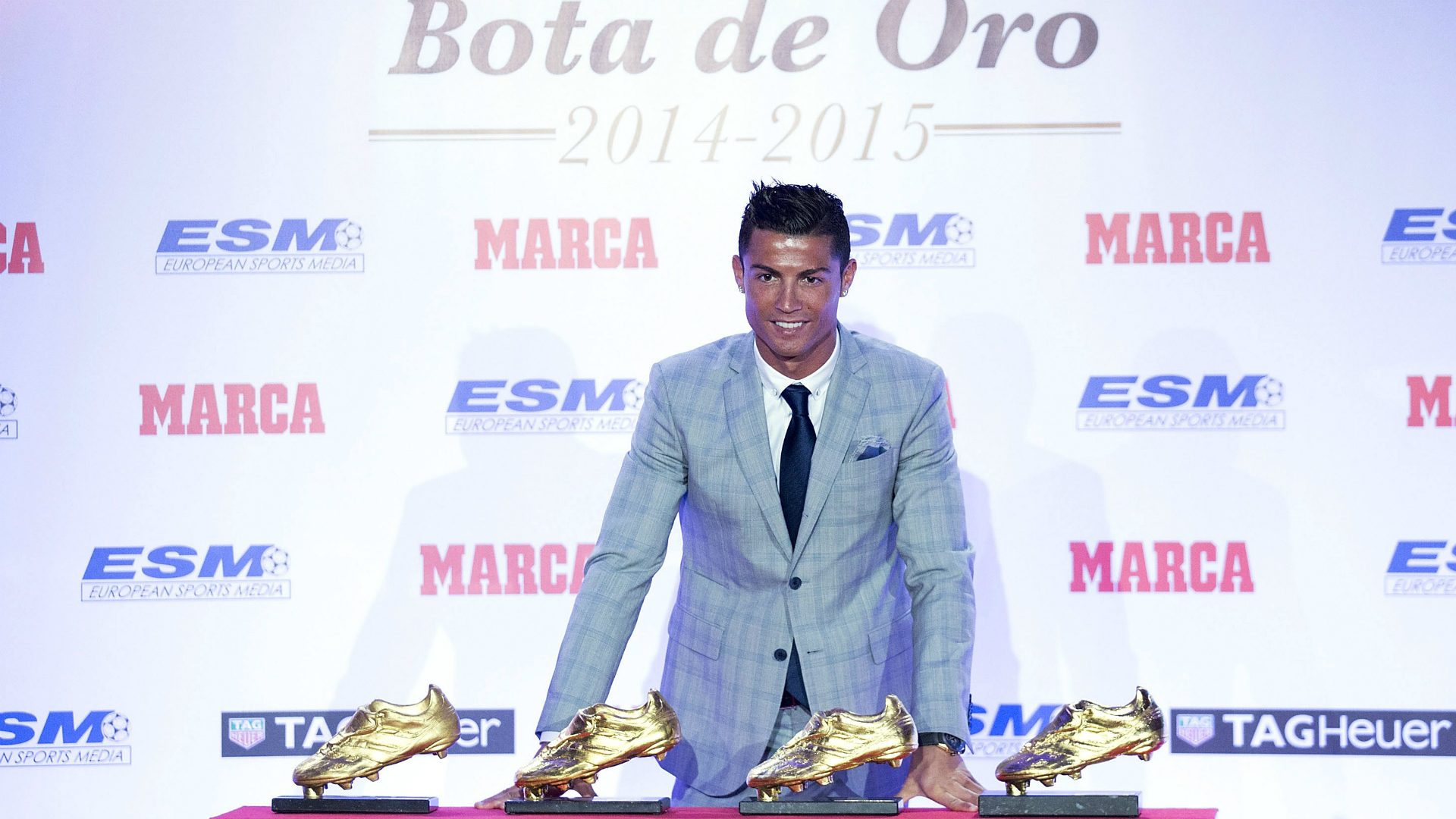 Cristiano Ronaldo: Golden Shoe better