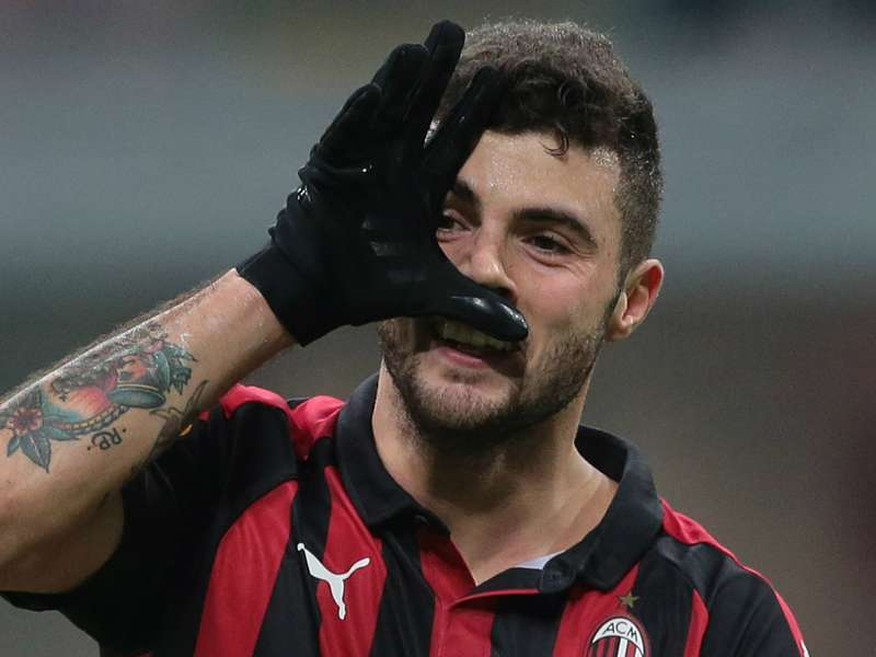 AC Milan 5 Dudelange 2: Crisis averted with second-half goal glut