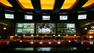 Sports book at Red Rock Casino