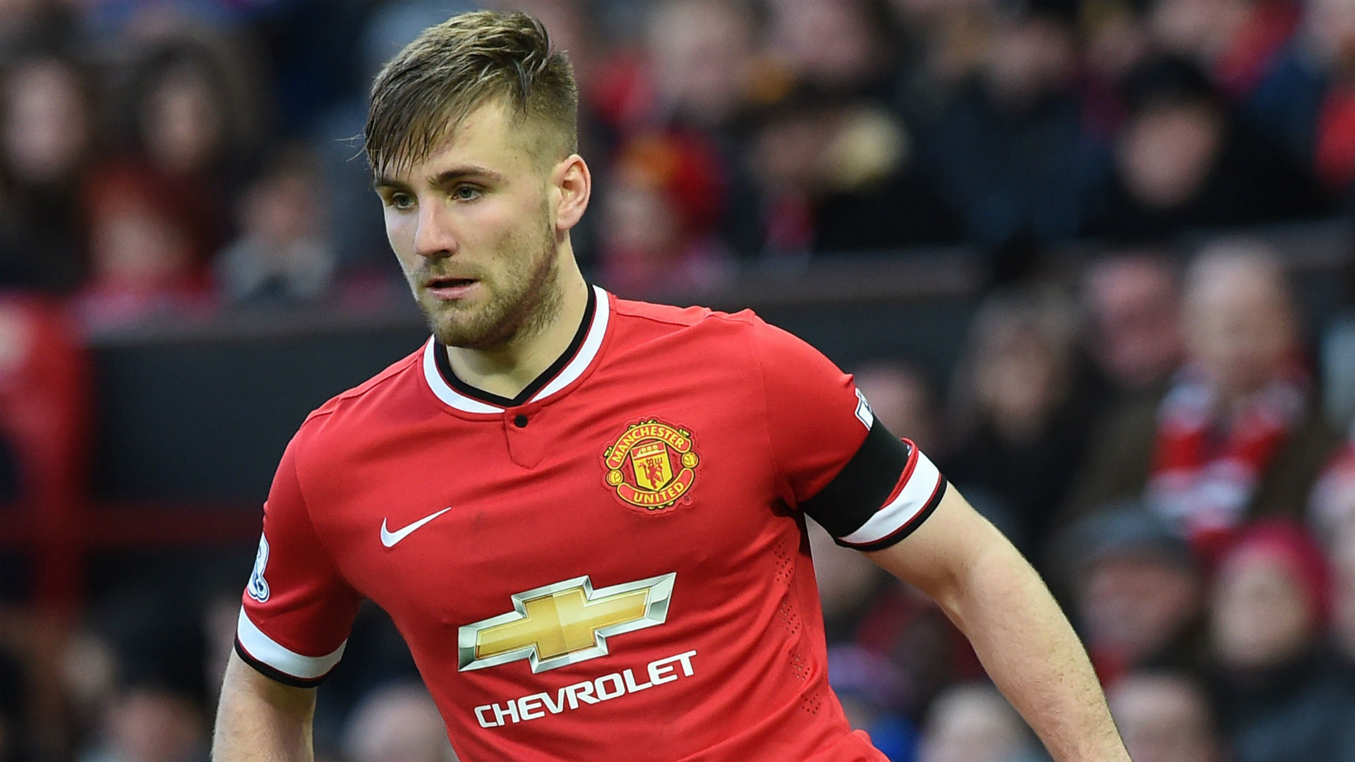 Luke Shaw I D Give Myself A C For First Manchester United