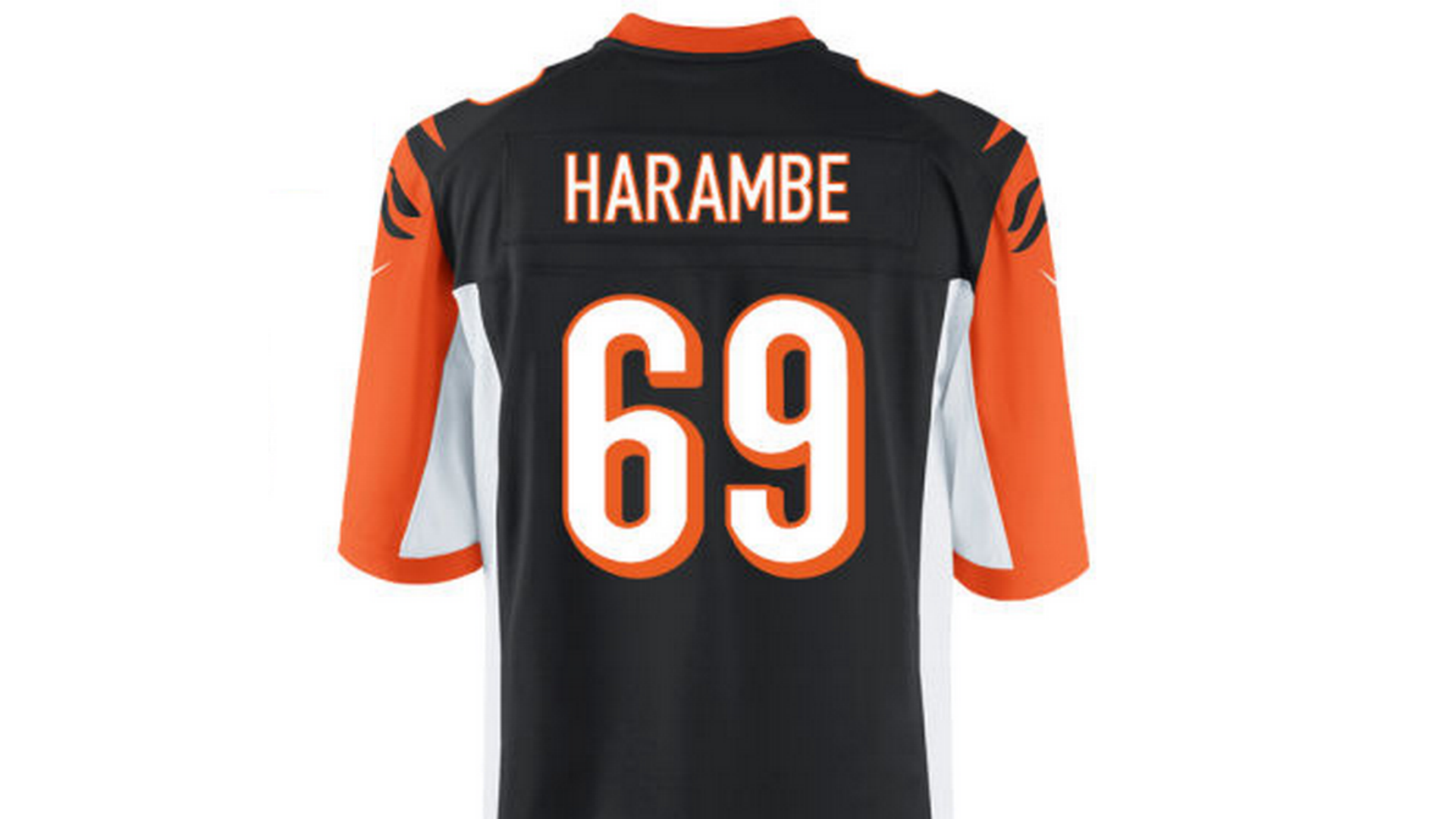 You can honor Harambe's legacy at NFL Shop again   Sporting News ...