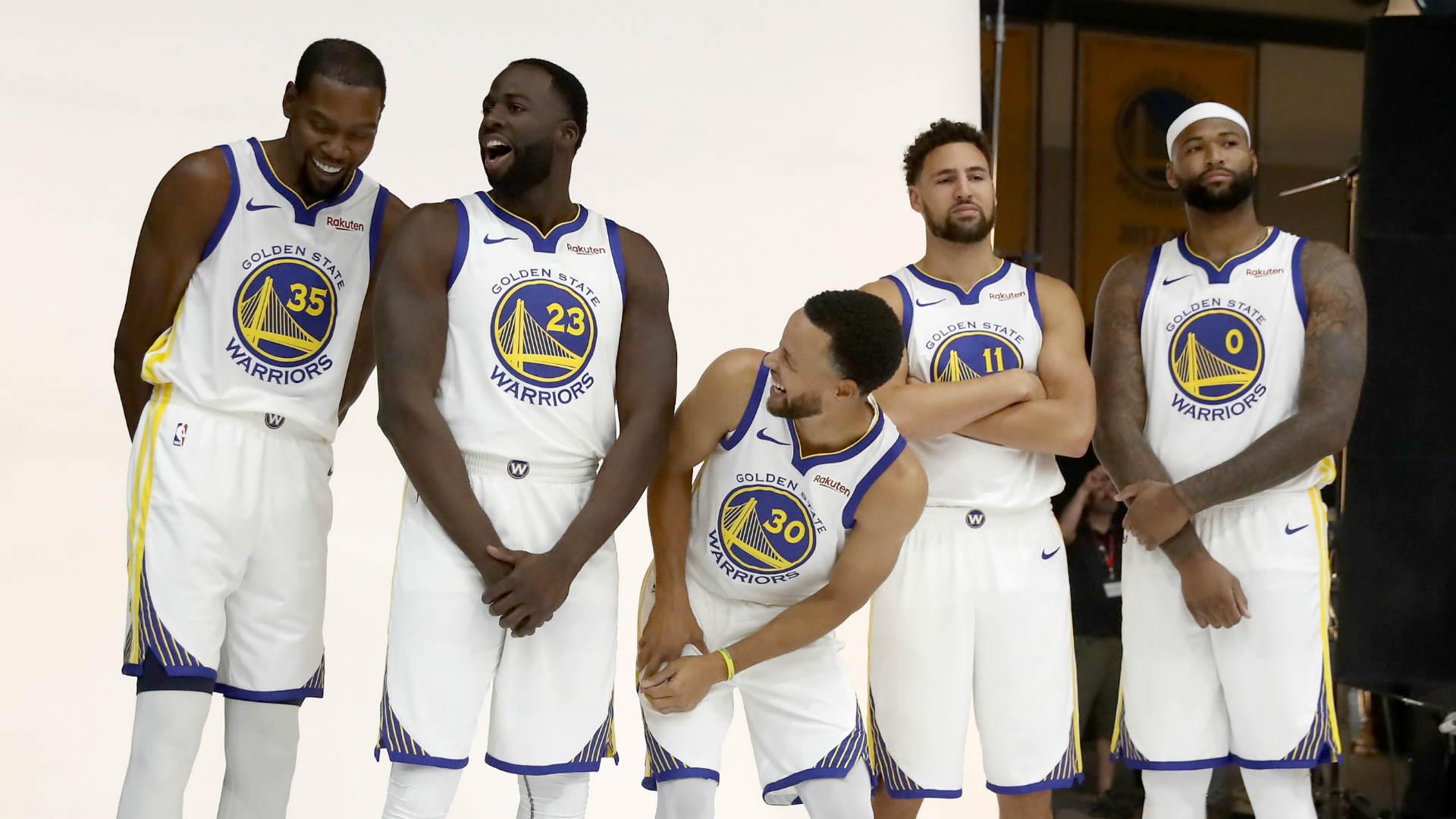 Klay Thompson Wants Five Warriors On Team Usa Sporting News