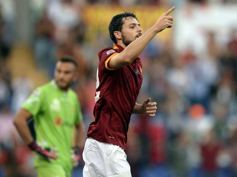 Mattia Destro To Move From Roma To Bologna Goal Com
