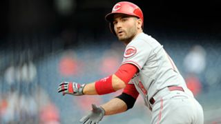 Reds first baseman Joey Votto