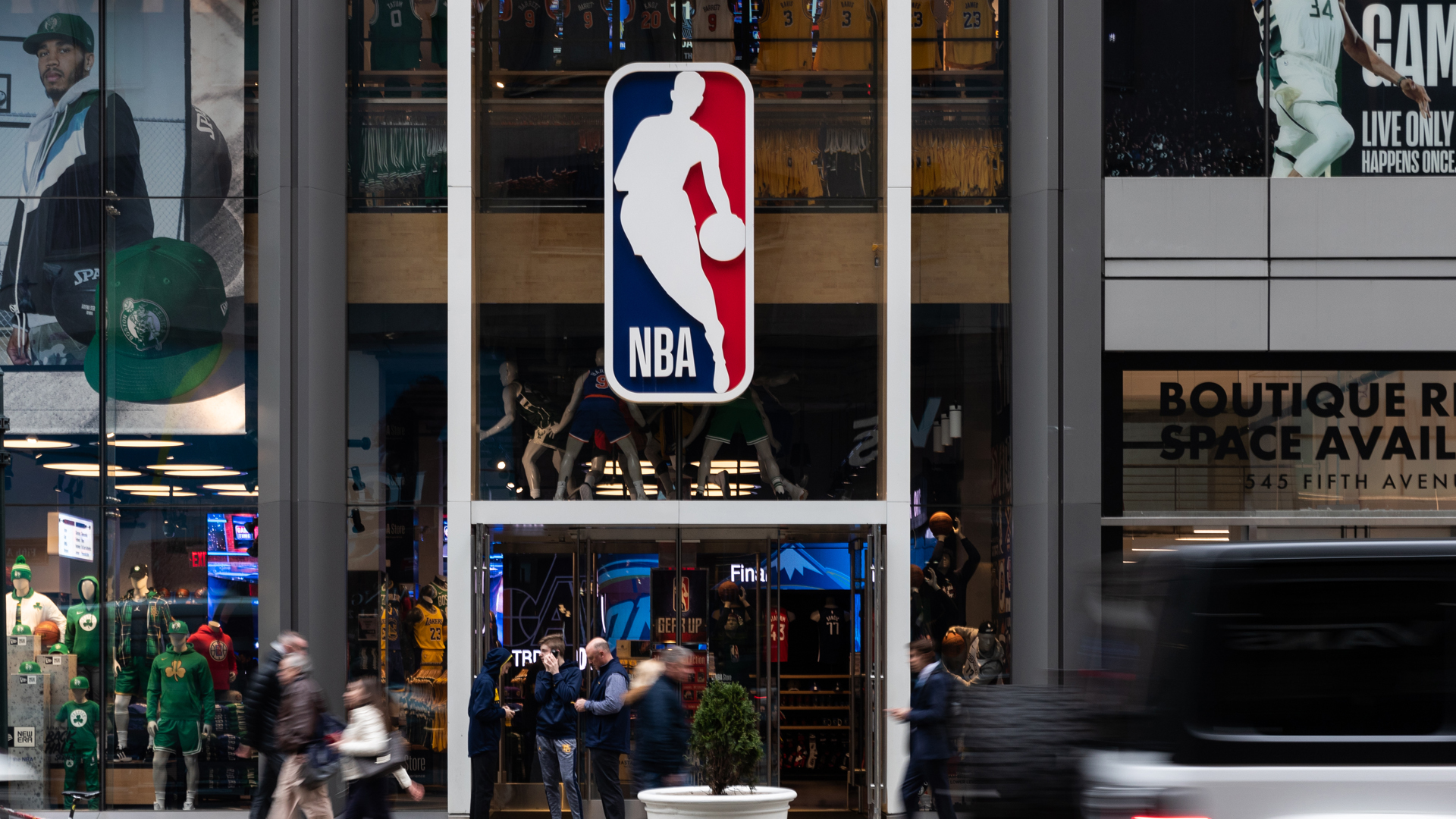 NBA, Knicks, Nets team up to contribute 1 million surgical masks to New York workers - sporting news