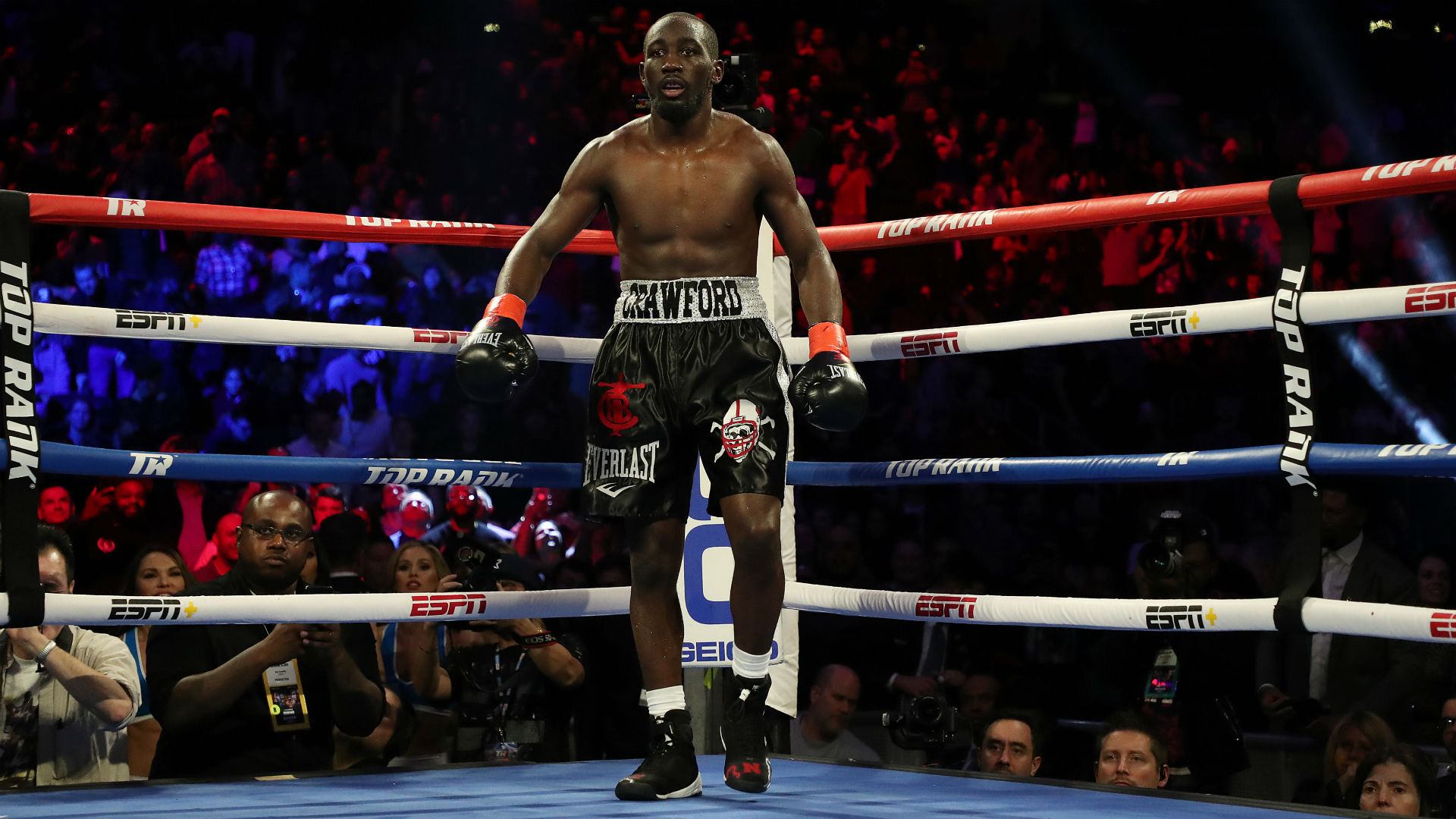 Terence Crawford on potential fight with Shawn Porter: That's going to be up to us