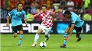 Luka Modric Croatia - Cropped