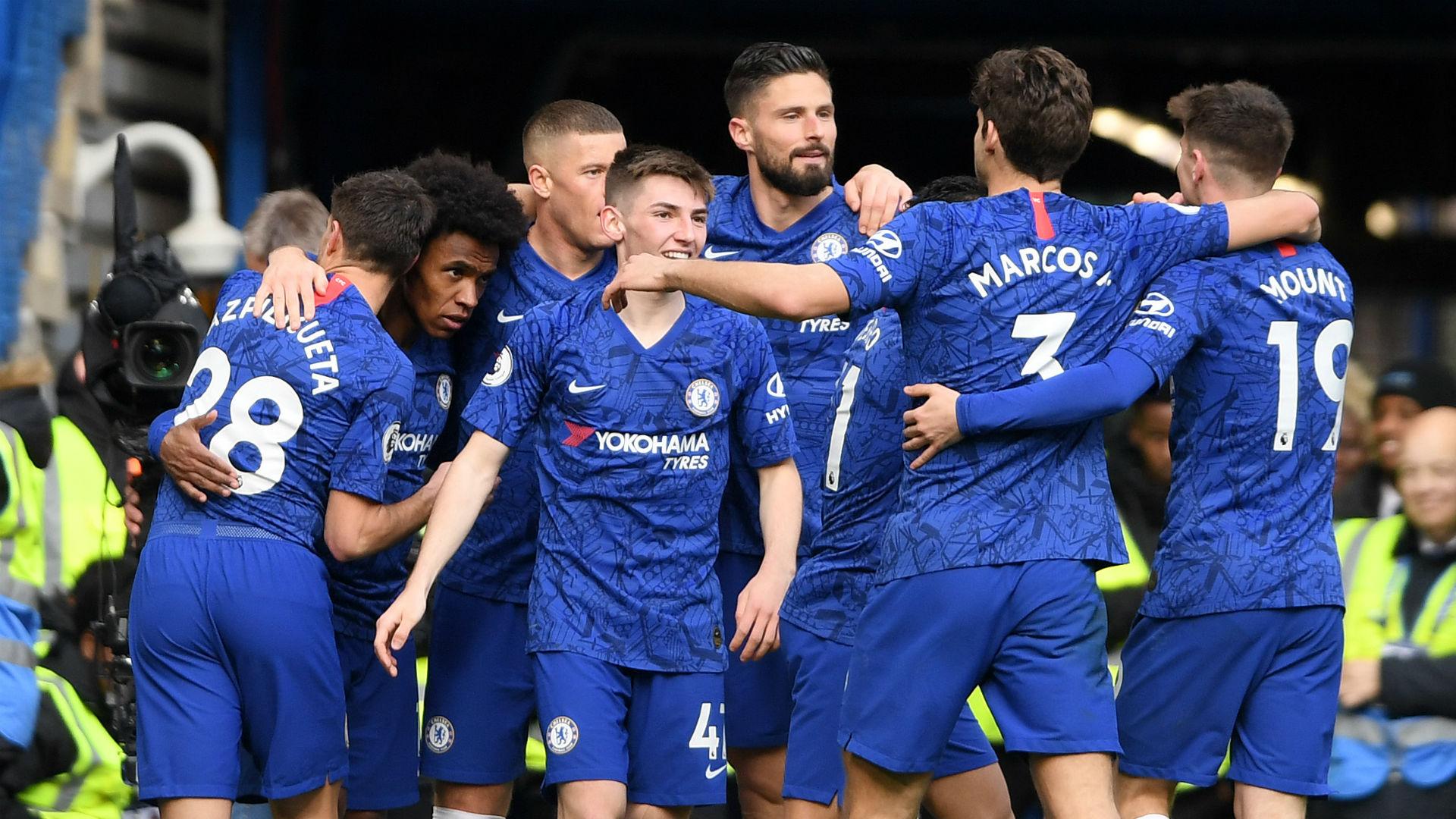 Chelsea V Everton Match Report 08 03 2020 Premier League Goal Com
